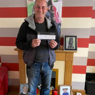 Robert Gallagher Sunbed Voucher #1 Winner