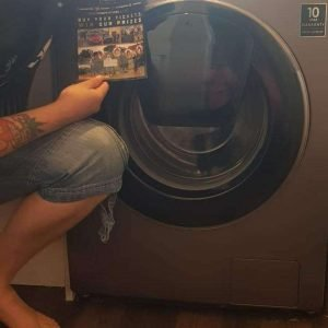 Lee Logie Samsung Washing Machine