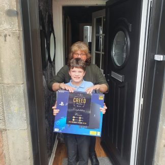 Susie Shand Ps4/xbox Choice Prize Winner