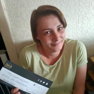 Melissa Wilson £200 Jd Voucher Winner